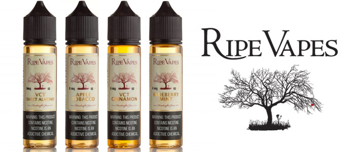 RIPE VAPES E-Liquid