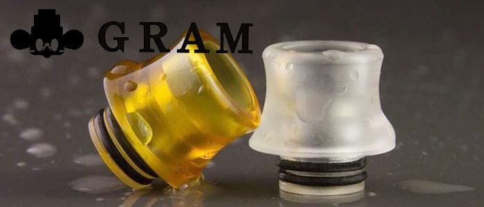 GRAM DripTips (グラムドリップチップ)
