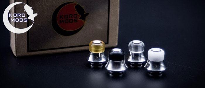 KoRo Mods Fish Eye METAL 510 DripTip