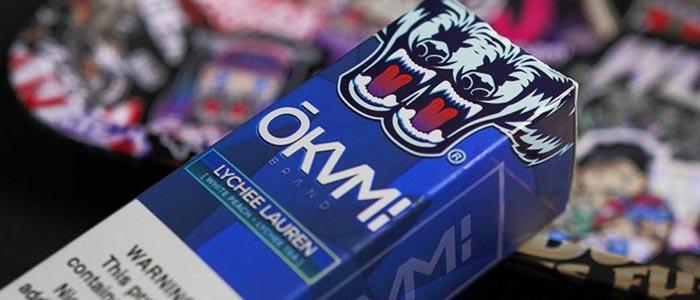 OKAMI BRAND E-JUICE