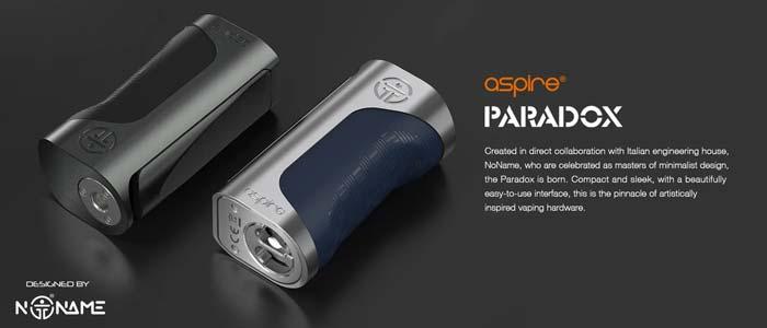 aspire Paradox designed by NONAME