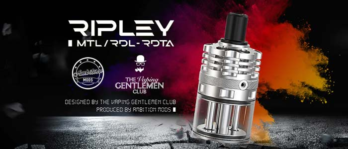AmbitionMods Ripley RDTA MTL/RDL