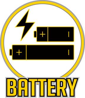 バッテリー・充電器 (Battery/Charger)