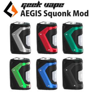 GEEKVAPE AEGIS SQUONK 100W MOD