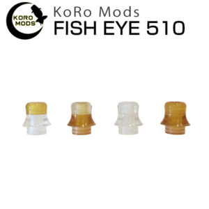 KoRo Mods Fish Eye 510 DripTip