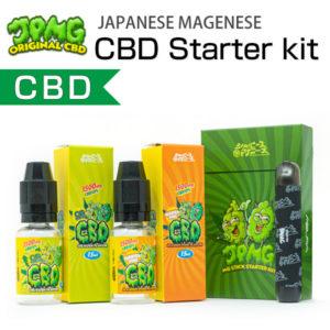 JAPANESE MAGENESE MG STICK CBD Starter Kit